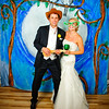 Jenni & Paul's Wedding<br /> Denver, CO<br /> <br /> Hand painted, custom made Photo Booths
