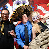 Dia de los Muertos Wedding Photo Booth<br /> Phoenix, Arizona<br /> <br /> Custom, hand painted photo booths<br /> Denver, Colorado & Destination Wedding & Reception Entertainment Photographers