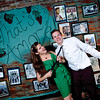 Daryl & Vicki's Rat pack Photo Booth<br /> Rochester, England<br /> <br /> Custom, hand painted photo booths<br /> Denver, Colorado & Destination Weddings