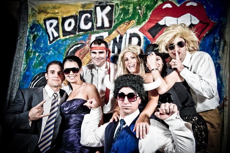 Rock & Roll Photo Booth<br /> Denver, Colorado