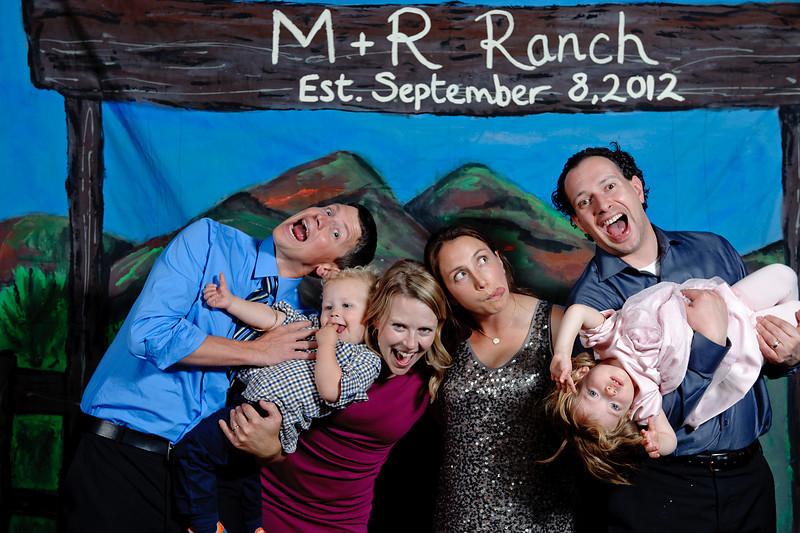 Miranda & Robert's Colorado Ranch<br /> Denver, Colorado<br /> <br /> Custom, hand painted photo booths<br /> Denver, Colorado & Destination Weddings