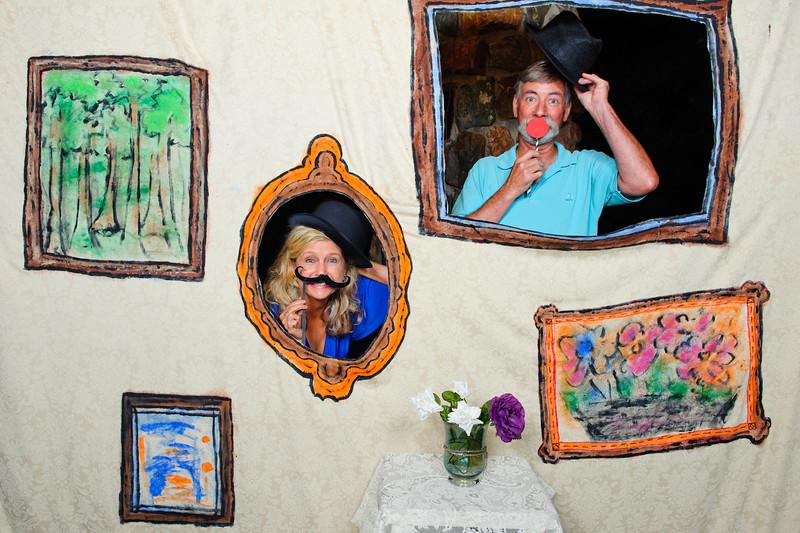 Wall of Frames..<br /> <br /> Amanda & Joel's Wedding<br /> Colorado