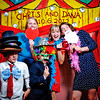 Chris & Dana's Circus<br /> Denver, Colorado<br /> <br /> Custom, hand painted photo booths<br /> Denver, Colorado & Destination Weddings