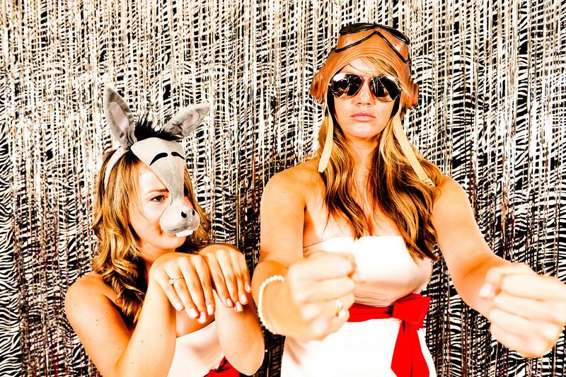 Sparkly Wedding Photo Booth<br /> Photo Booth Rental in Denver, Colorado