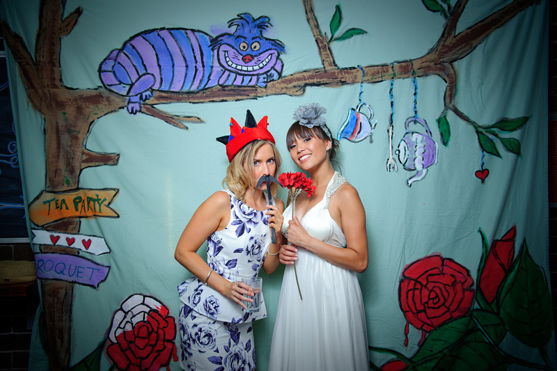 Alice in Wonderland<br /> <br /> Linda & Dean's Wedding<br /> The Cove<br /> Sydney, Australia