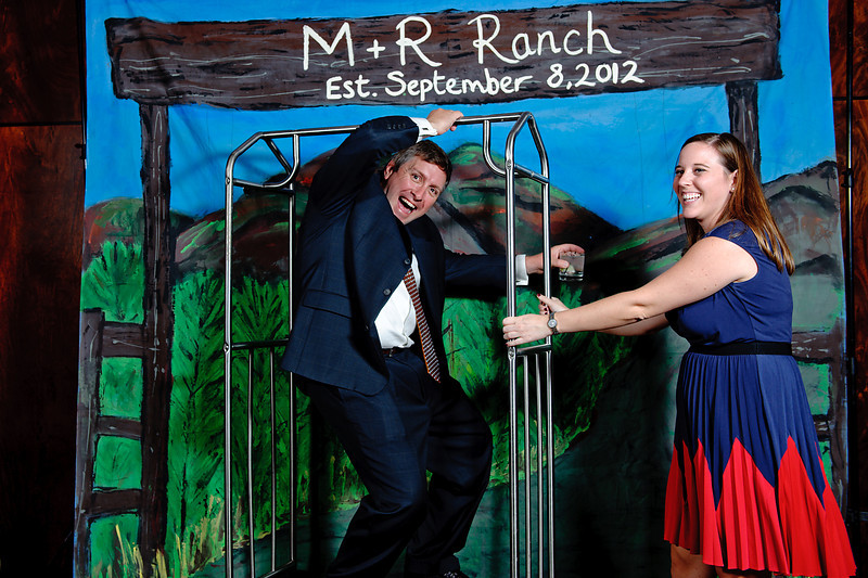 Miranda & Robert's Colorado Ranch<br /> Denver, Colorado<br /> <br /> This backdrop was rustic, fun and very Colorado. The beautiful Brown Palace Hotel offered a great setting for our<br /> one of kind photo booth.<br /> <br /> Custom, hand painted photo booths<br /> Denver, Colorado & Destination Wedd