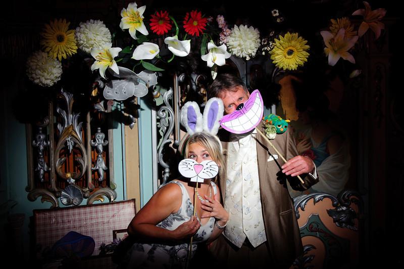 Alice in Wonderland Photo Booth<br /> Denver, Colorado