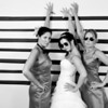 Cops & Robbers Photo Booth<br /> <br /> Custom, hand painted photo booths<br /> Denver, Colorado & Destination Weddings