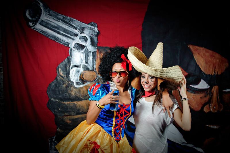 Black Dynamite Photo Booth<br /> Cervantes Masterpiece Ballroom<br /> Denver, Colorado