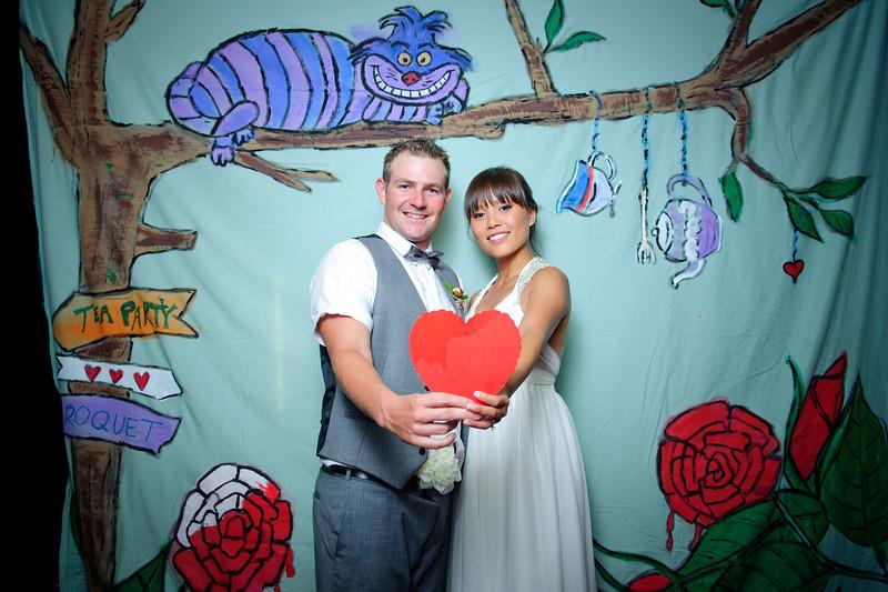 Alice in Wonderland<br /> <br /> Linda & Dean's Wedding<br /> The Cove<br /> Sydney, Australia