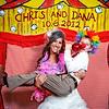 Chris & Dana's Circus<br /> Denver, Colorado<br /> <br /> Custom, hand painted photo booths<br /> Denver, Colorado & Destination Weddings