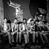 Black Dynamite Sound Orchestra<br /> Cervantes Masterpiece Ballroom<br /> Denver. Colorado