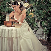Vintage Style Wedding Photo Booth