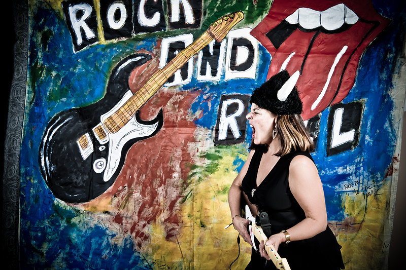 Jamie & Matt's Wedding<br /> Rock & Roll Photo Booth<br /> Denver, Colorado