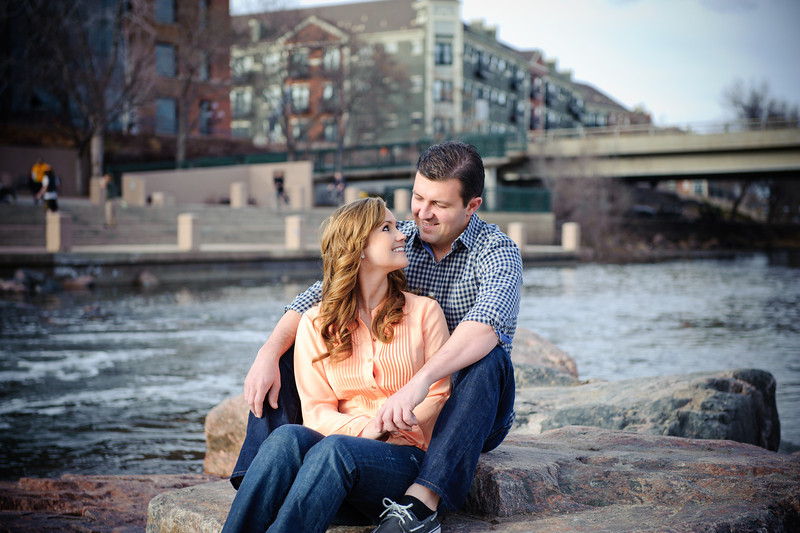 A City Shoot with Lauren & Joey<br /> Denver, Colorado