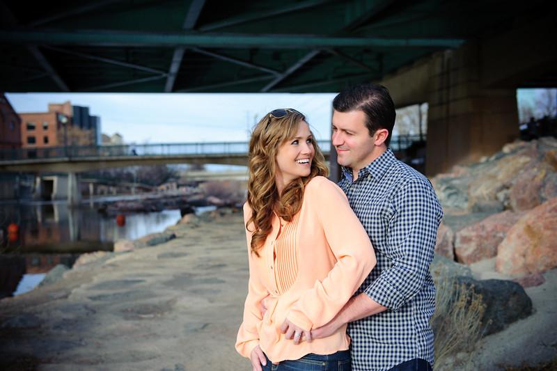 A City Shoot with Lauren & Joey<br /> Denver, Colorado