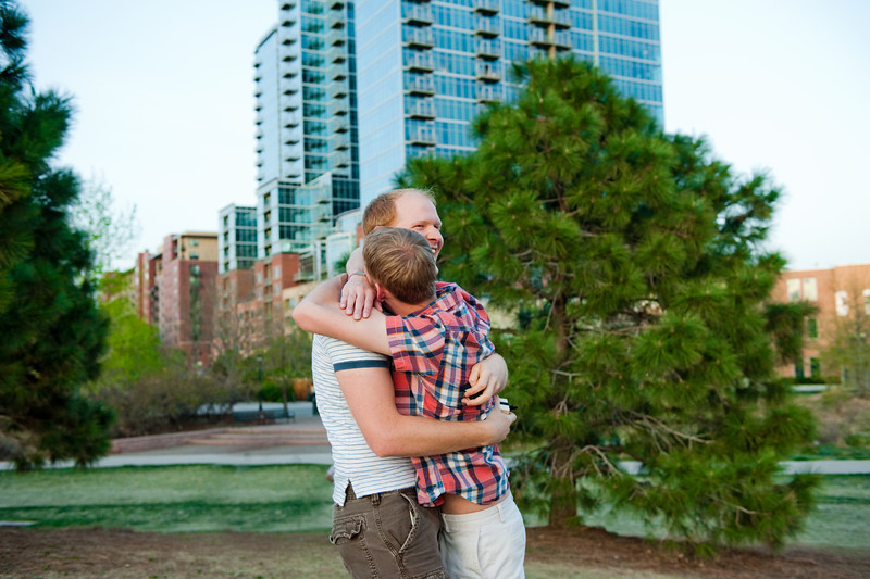 Tyler & Kyle's Romantic Proposal<br /> Denver, Colorado