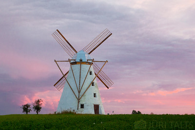 Vihula windmill