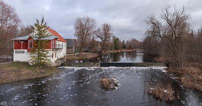 Sillaotsa water-mill