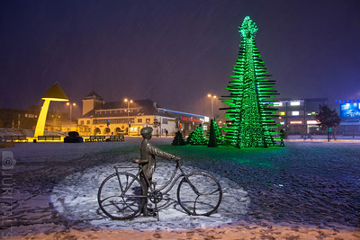 Christmas in Rakvere 2014