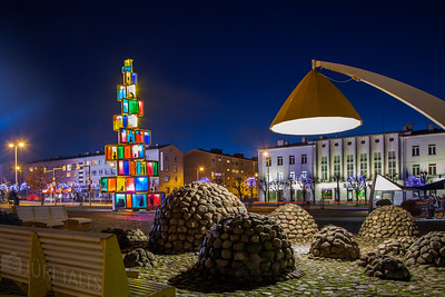Christmas in Rakvere 2015