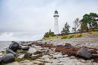Saxby lighthouse