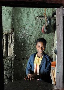 Enfant d'Ethiopie