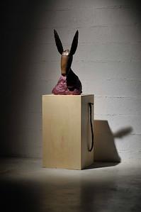 Erika Verzutti - Oeuvre extraite de la série Pet Cemetery, 2008-2011