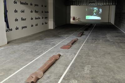 Katinka Bock - Séries de sculptures, 2009-2011