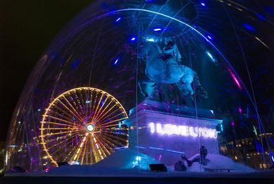 Lyon Lights Festival 2007