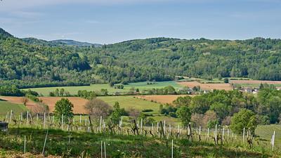 """Poncin et sa région - Randonnée - 46°5'13"""" N 5°26'15"""" E - 388,2m (Poncin - Auvergne-Rhône-Alpes)"""