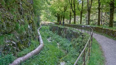"""Rochetaillée Gouffre d'Enfer - Randonnée - 45°23'32"""" N 4°26'52"""" E - 785,9m (Planfoy - Auvergne-Rhône-Alpes)"""