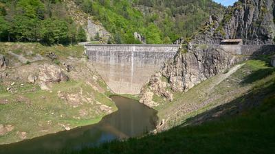 """Rochetaillée Gouffre d'Enfer - Randonnée - 45°23'33"""" N 4°26'52"""" E - 788,8m (Planfoy - Auvergne-Rhône-Alpes)"""