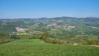 "Courzieu La Brevenne - 45°43'38"" N 4°32'56"" E - 671,6m (Courzieu - Auvergne-Rhône-Alpes)"
