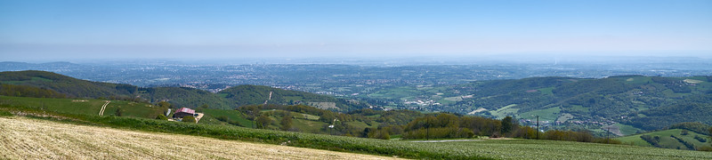 "Courzieu La Brevenne - 45°43'29"" N 4°35'56"" E - 834,6m (Courzieu - Auvergne-Rhône-Alpes)"