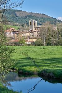 """Cublize / Ronno randonnée avril 2017 - 46°0'57"""" N 4°22'46"""" E - 446,8m (Cublize - Auvergne-Rhône-Alpes)"""
