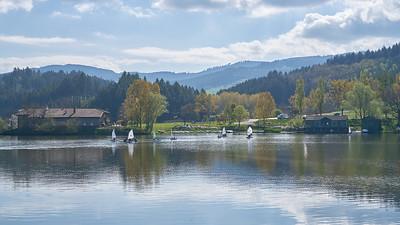 """Cublize / Ronno randonnée avril 2017 - 46°0'23"""" N 4°21'45"""" E - 428,5m (Cublize - Auvergne-Rhône-Alpes)"""