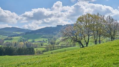 """Cublize / Ronno randonnée avril 2017 - 45°59'56"""" N 4°22'31"""" E - 498,0m (Ronno - Auvergne-Rhône-Alpes)"""