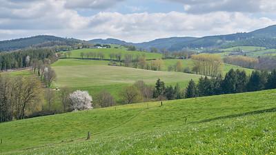 """Cublize / Ronno randonnée avril 2017 - 45°59'56"""" N 4°22'30"""" E - 498,0m (Ronno - Auvergne-Rhône-Alpes)"""