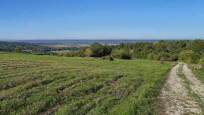 20190929 Jujurieux randonnée (Jujurieux/Auvergne-Rhône-Alpes/France - N46°02.441' E5°25.237' - Altitude : 419.30)