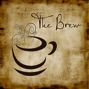 The Brew sign 20x20