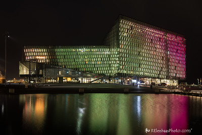 The Harpa Center