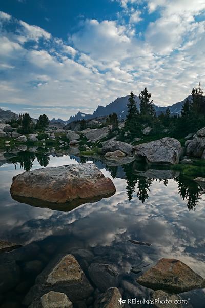 Reflective Tarn V