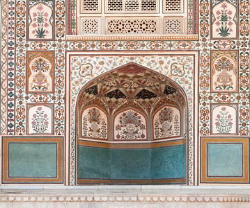 Fort d'Amber à Jaipur