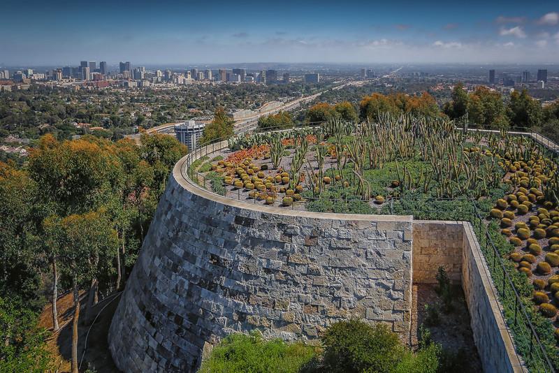 OVERLOOKING LOS ANGELES