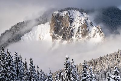 Mt. Cayley, British Columbia, Canada