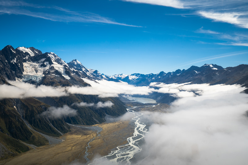 Aoraki National Park, South Island, New Zealand