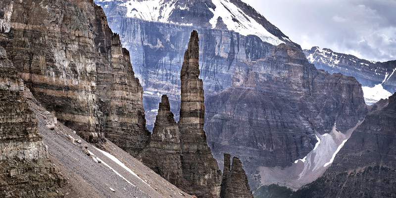 Grand Sentinel, Paradise Valley, Alberta
