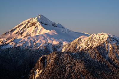 Nch'ḵay̓, Mt. Garibaldi, British Columbia, Canada