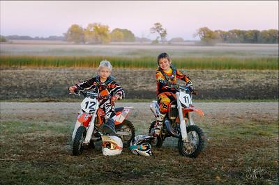 Motorcyle Boyz 30x40